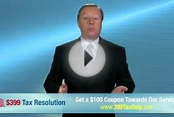 Tax Resolution Company Online Video AD- 90 Seconds