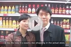 TESCO South Korea - A New Way to Online Retail Marketing