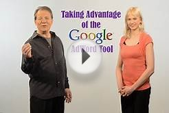 Tut #5 Google AdWords tool
