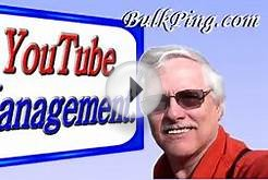 Tutorial : YouTube Advertising Professional Management $