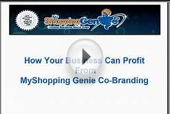 Use MyShoppingGenie to advertise your Business