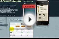 VERY AFFORDABLE MOBILE WEBSITES & MOBILE PHONES ADVERTISING