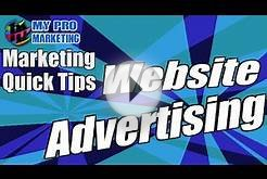 Website Advertising How To | Buy Website Traffic