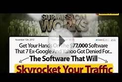 website design promotion - SubmissionWorks Review