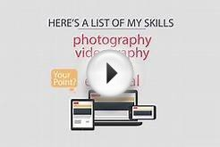 Website Promotion Video - Luke McGowan Photography