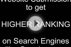Website Submission Tutorial for higher ranking in google