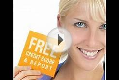 Where can I get My Free Credit Report Score at Online?