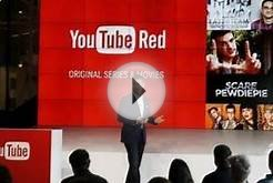 With YouTube Red, Google pivots from ads to paid subscriptions